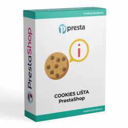 Cookie Pop-up Modul Prestashop + instalace