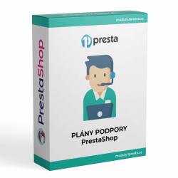 Plány podpory Prestashop