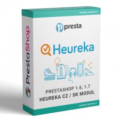 Heureka konektor modul Prestashop